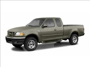 2003 Ford F-150 for sale in Burley, ID