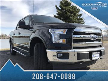 Ford trucks for sale elverson pa for Goode motors burley idaho