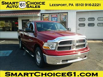 2011 RAM Ram Pickup 1500 for sale in Leesport, PA