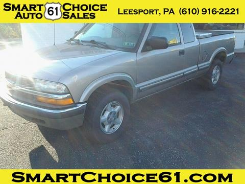 2003 Chevrolet S-10 for sale in Leesport, PA