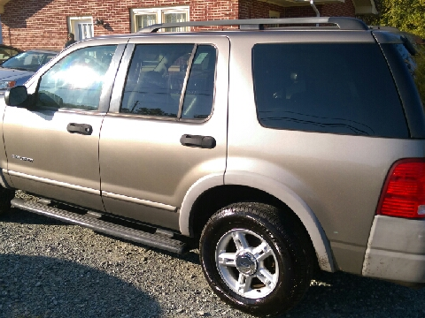 2002 Ford Explorer for sale in Pittsboro, NC