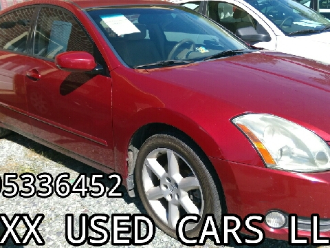 2004 Nissan Maxima for sale in Pittsboro, NC