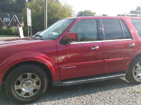 2006 Lincoln Navigator for sale in Pittsboro, NC
