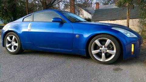 2007 Nissan 350Z for sale in Pittsboro, NC