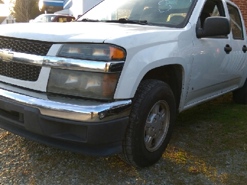 2007 Chevrolet Colorado for sale in Pittsboro, NC
