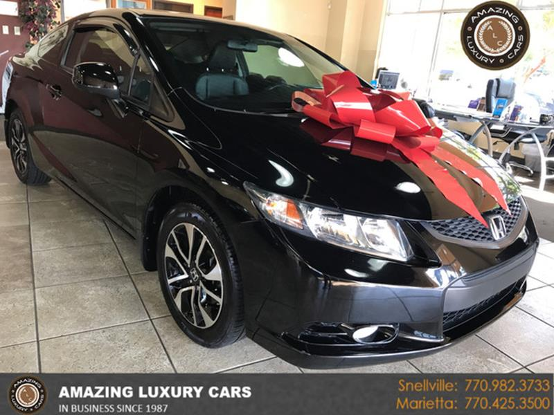 2013 honda civic for sale in marietta ga for Marietta luxury motors marietta ga