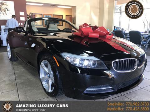 2011 BMW Z4 for sale in Marietta, GA