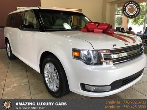 2014 Ford Flex for sale in Marietta, GA