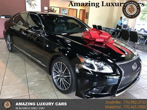 2015 Lexus LS 460 for sale in Marietta, GA