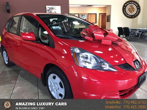 2013 Honda Fit for sale in Marietta, GA