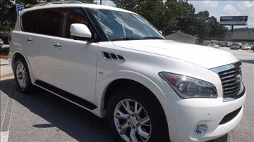 2014 infiniti qx80 for sale. Black Bedroom Furniture Sets. Home Design Ideas
