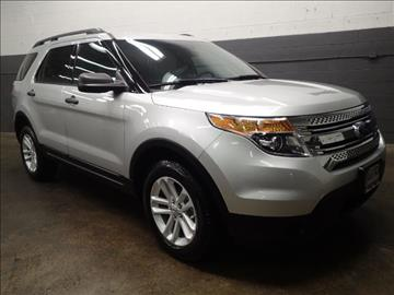 2015 Ford Explorer for sale in Frederick, MD
