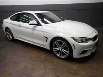 2014 BMW 4 Series for sale in Frederick, MD
