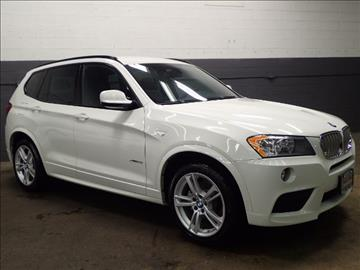2014 BMW X3 for sale in Frederick, MD