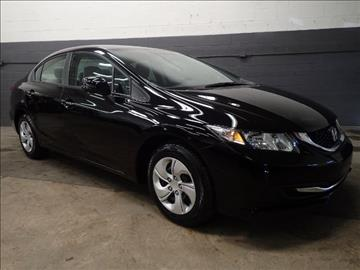 2013 Honda Civic for sale in Frederick, MD