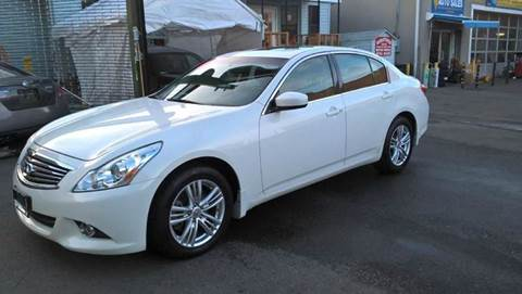 2010 Infiniti G37 Sedan for sale in Brooklyn, NY
