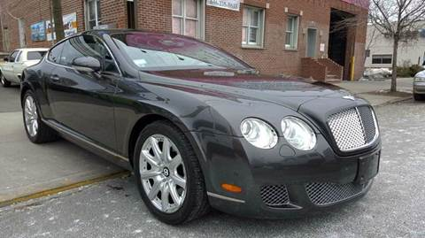 2009 Bentley Continental GT for sale in Brooklyn, NY