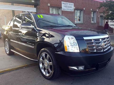 2012 cadillac escalade ext for sale merrillville in. Black Bedroom Furniture Sets. Home Design Ideas