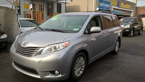 2012 Toyota Sienna for sale in Brooklyn, NY