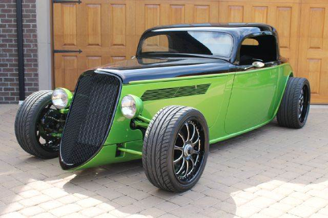 1934 Factory Five 1934 Ford
