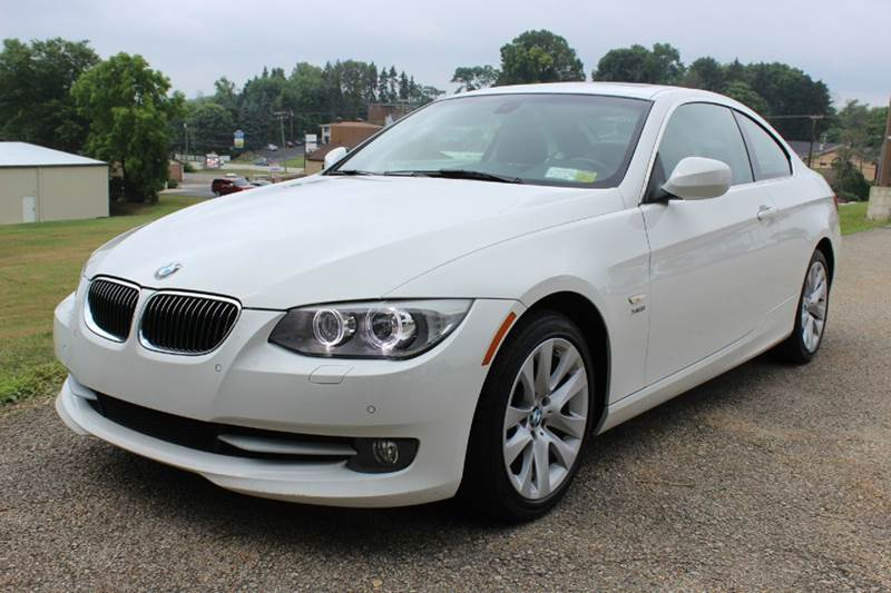 2012 bmw 3 series awd 328i xdrive 2dr coupe sulev in irwin pa harrison auto sales. Black Bedroom Furniture Sets. Home Design Ideas