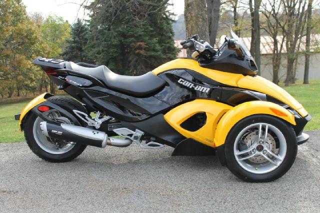 2008 Can-Am Spyder