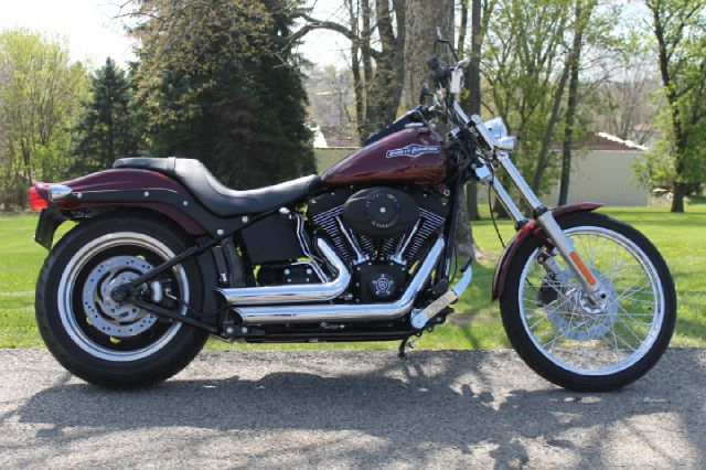 2008 Harley-Davidson Softtail