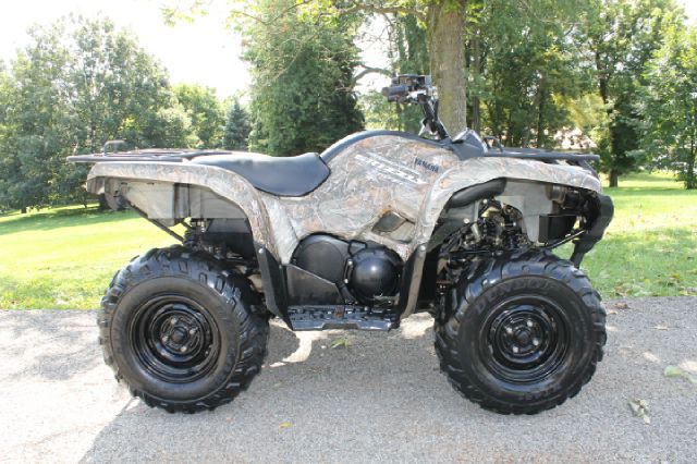 2011 Yamaha Grizzly