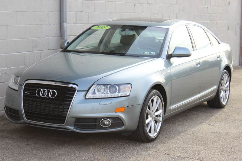 2011 audi a6 3 0t quattro prestige sedan awd for sale. Black Bedroom Furniture Sets. Home Design Ideas