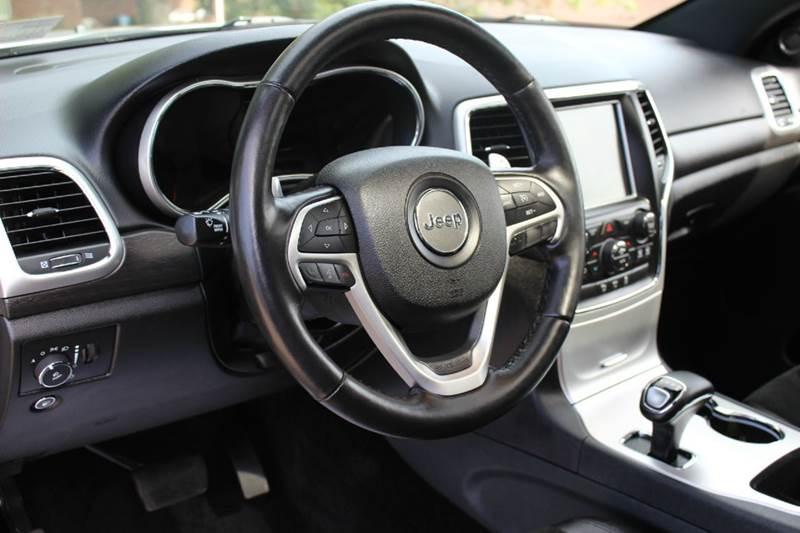 2015 Jeep Grand Cherokee 4x4 Altitude 4dr SUV In Irwin PA
