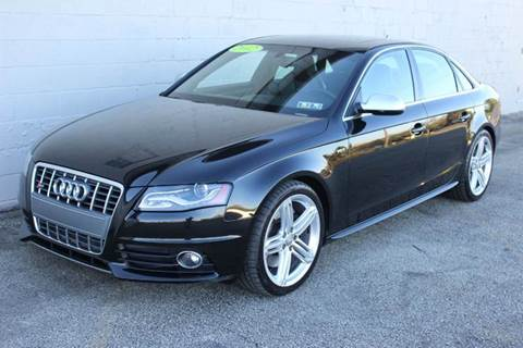 2012 Audi S4 for sale in Irwin, PA