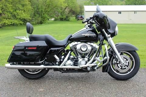2008 Harley-Davidson Street Glide for sale in Irwin, PA