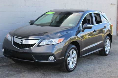 2014 Acura RDX for sale in Irwin, PA