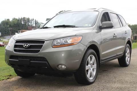 2008 Hyundai Santa Fe for sale in Irwin, PA