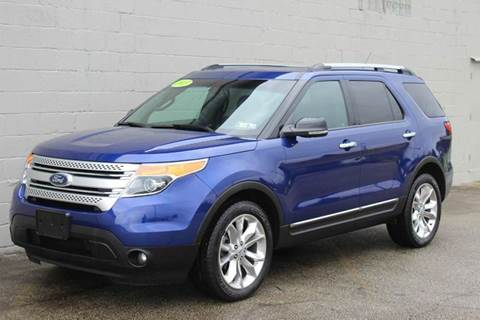 2013 Ford Explorer for sale in Irwin, PA