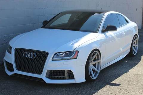 2009 Audi S5 for sale in Irwin, PA