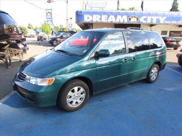 2002 Honda Odyssey for sale in Milwaukie  OR