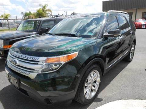 2013 Ford Explorer for sale in Mcallen, TX