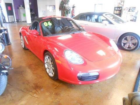 2006 Porsche Boxster for sale in Mcallen, TX