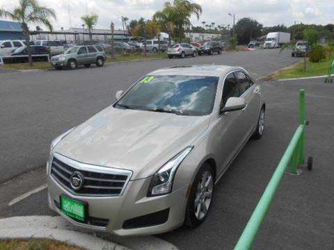 2013 Cadillac ATS for sale in Mcallen, TX