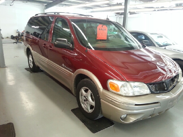 2003 Pontiac Montana