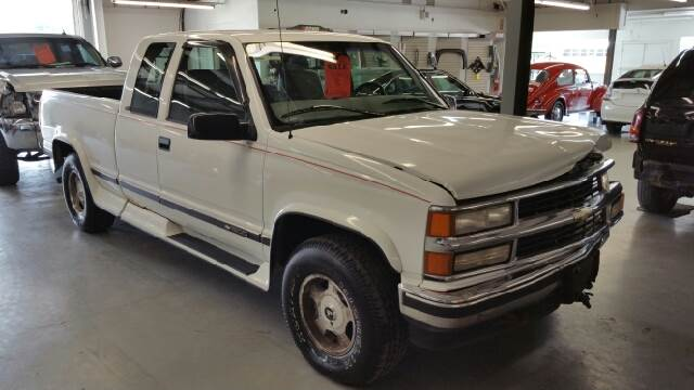 1997 Chevrolet 1500 Extended Cab Z71