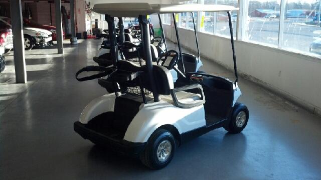 2007 Yamaha YDRA Golf Cart