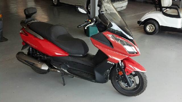 2012 KYMCO Downtown 300i Scooter