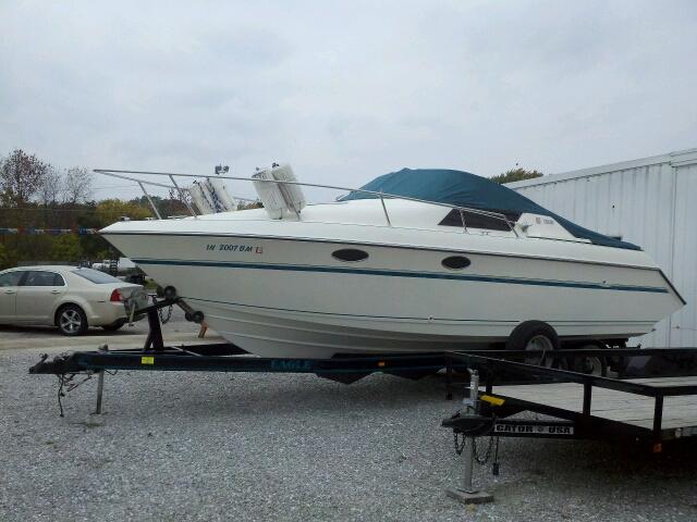 1989 tiara yacht 31 foot