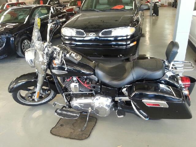 2012 Harley-Davidson 103 Dyna Switchback