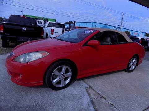 2006 Toyota Camry Solara for sale in Fort Myers, FL