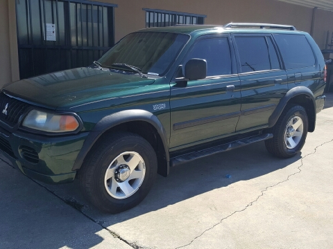 2002 Mitsubishi Montero Sport for sale in Fort Myers, FL