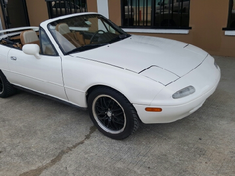 1996 mazda mx 5 miata for sale. Black Bedroom Furniture Sets. Home Design Ideas
