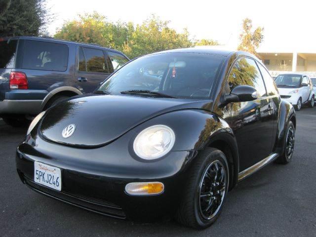 2005 Volkswagen New Beetle for sale in Davis CA